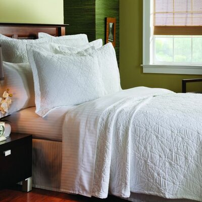 Vaughan Stone Washed Coverlet Collection