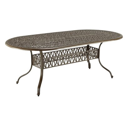 Sudie Dining Table Finish: Taupe