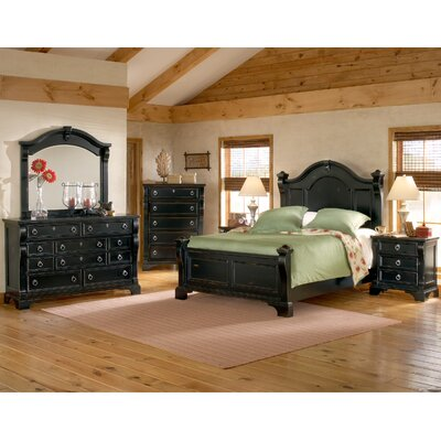 Rosehill Poster Configurable Bedroom Set