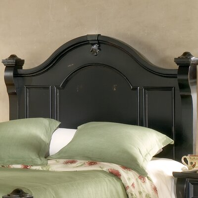 Dahlin Panel Headboard Size: King