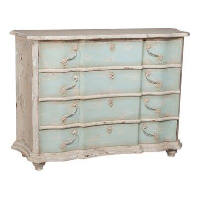 Lylia 4 Drawer Dresser