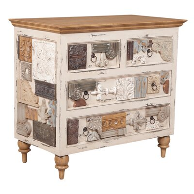 Greenville 4 Drawer Dresser