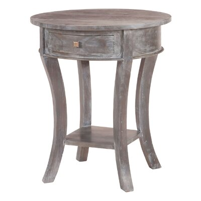 Eglantier Mahogany End Table