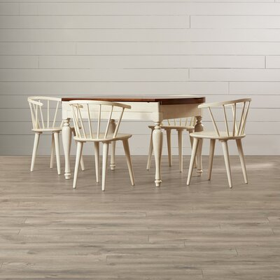 Meline 5 Piece Dining Set