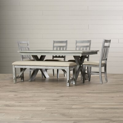 Quentin 6 Piece Dining Set