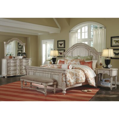 Osullivan Panel Customizable Bedroom Set