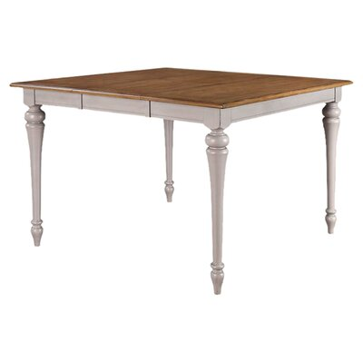 Crase Dining Table Finish: Grey