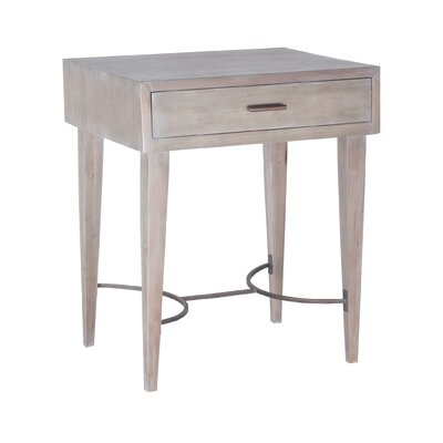 Alamo Stretcher End Table