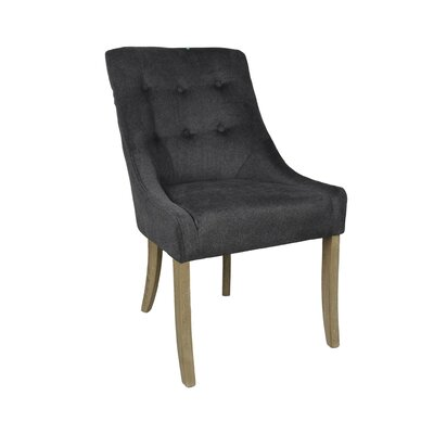 Lakeside Green Arm Chair Upholstery: Charcoal