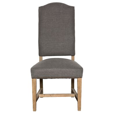 High Springs Side Chair Upholstery: Taupe