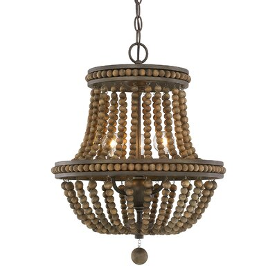 Lillian Chandelier Size: Small