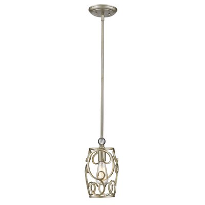 Ulysse 1-Light Mini Pendant