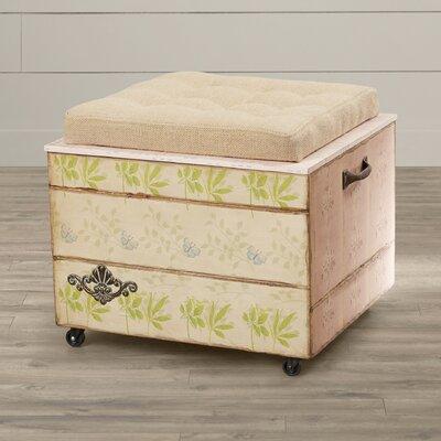 Sherwood Crate Storage Ottoman
