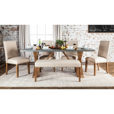 Annabelle 6 Piece Dining Set
