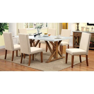 Annabelle 7 Piece Dining Set