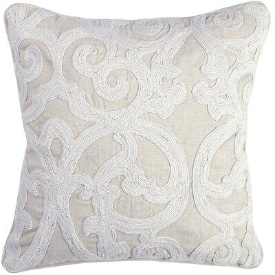 Champaign Linen Throw Pillow