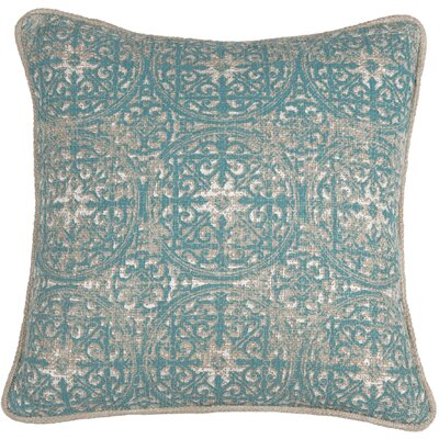 Champaign Cotton Throw Pillow