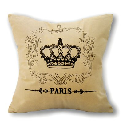 Douglasville Cotton Throw Pillow