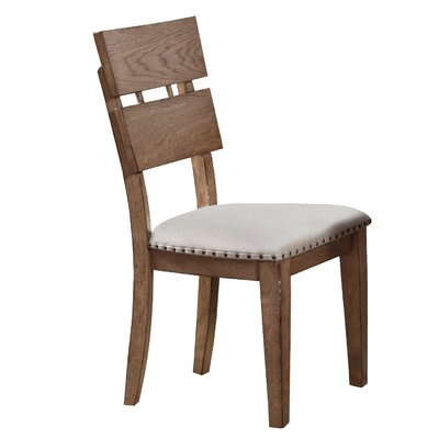 Plessis Plank Side Chair (Set of 2)