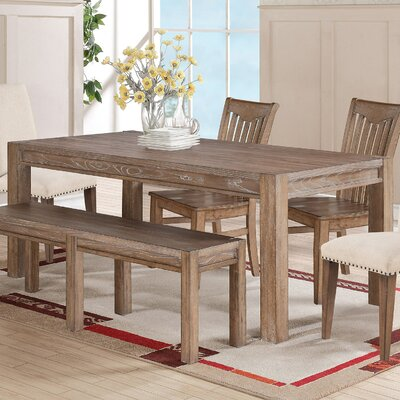 Plessis 6 Piece Dining Set
