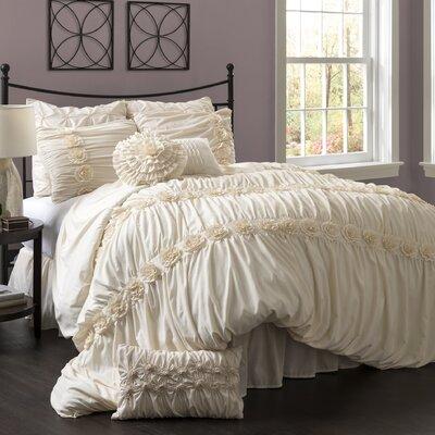 Victoria 4 Piece Comforter Set