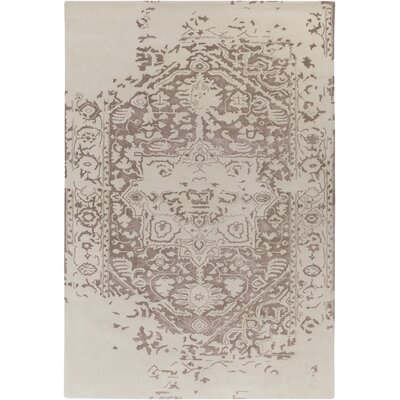 Pearl Hand-Tufted Beige Area Rug Rug Size: Rectangle 12 x 15