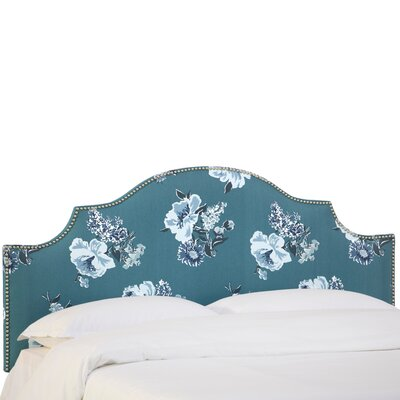 Emmanuelle Upholstered Panel Headboard Size: California King