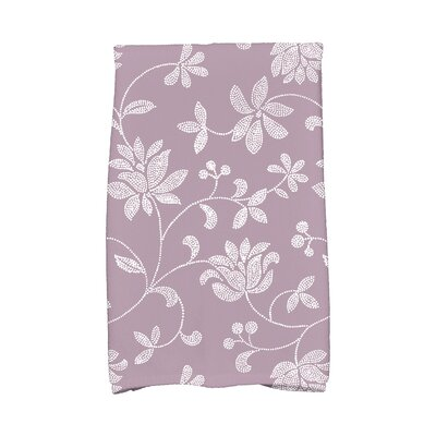 Grovetown Traditional Hand Towel Color: Lavender