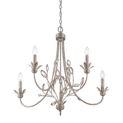 Liesse 5-Light Candle-Style Chandelier