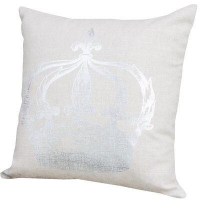 Janna Crown Throw Pillow