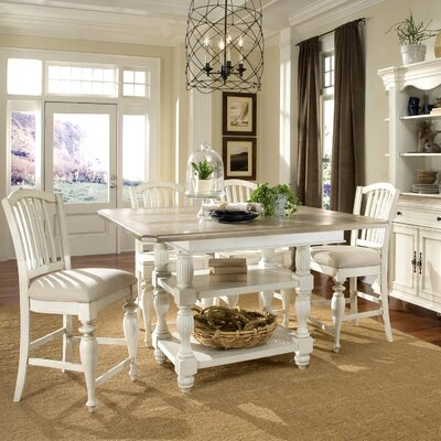 Quevillon 5 Piece Dining Set