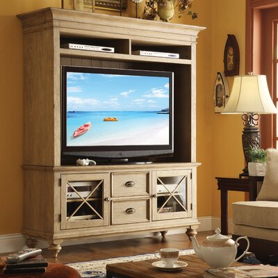 Quevillon Wood Entertainment Center
