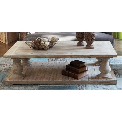 Champaign Coffee Table