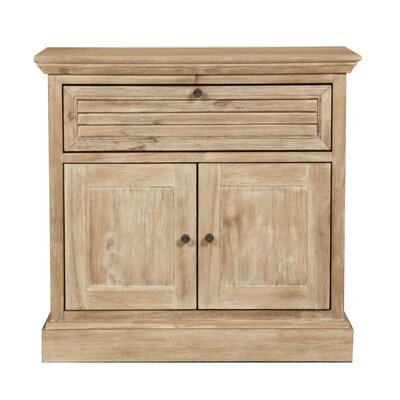 Parfondeval 1 Drawer Nightstand