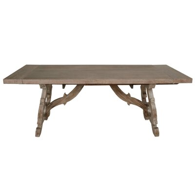 Parfondeval Rectangular Extendable Dining Table