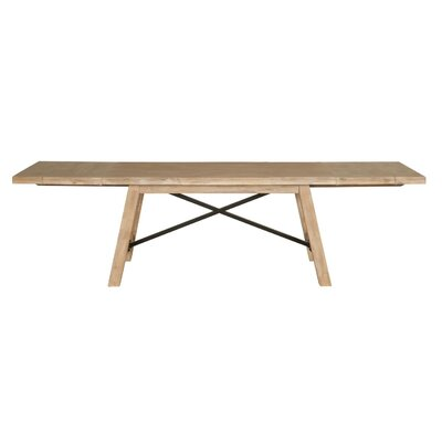 Parfondeval Traditional Extendable Dining Table