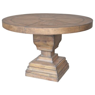 Remy Pedestal Dining Table