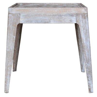 Lavender End Table
