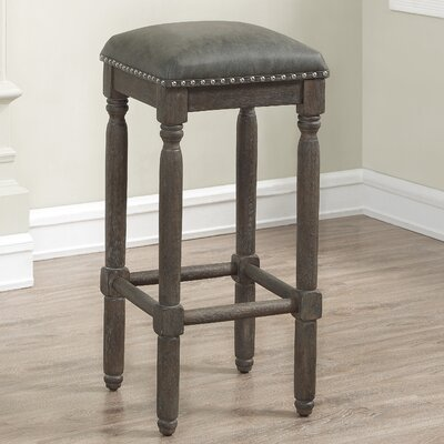 Jeanlouis Backless 26 inch Counter Stool