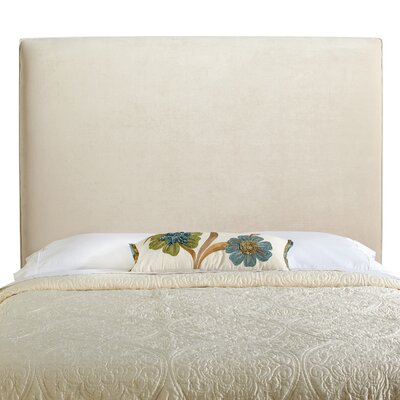 Laurent Upholstered Panel Headboard Size: Tall Queen