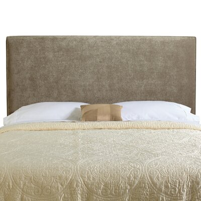 Laurent Upholstered Panel Headboard Size: King