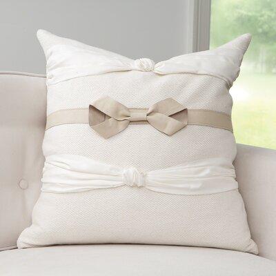 Ledoux Take a Bow Throw Pillow