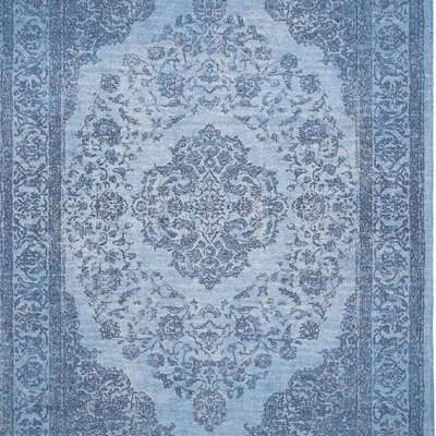Thiele Blue Area Rug