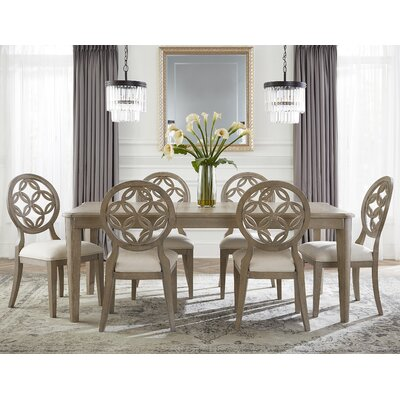 Mousseau 7 Piece Dining Set