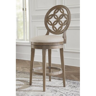 Mousseau 26 Swivel Bar Stool