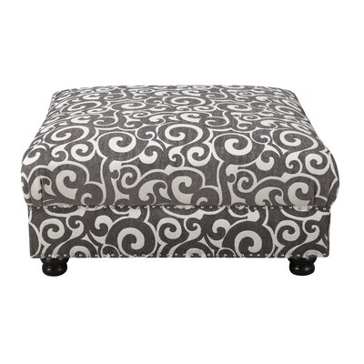 Narcisse Cocktail Ottoman
