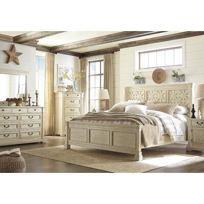 Sofie Panel Customizable Bedroom Set