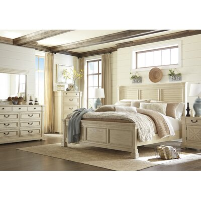 Alsace Panel Customizable Bedroom Set