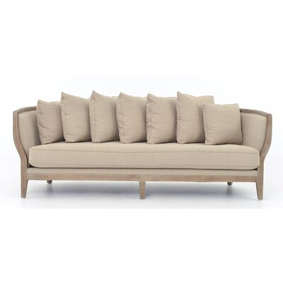Rioux Sofa Upholstery: Beige