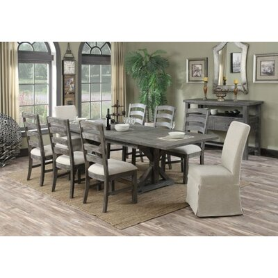 Maye 9 Piece Dining Set